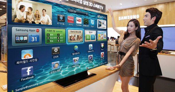 Samsung Smart TV серии ES9000