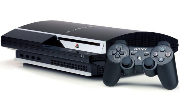 Playstation 3 mediaplayer