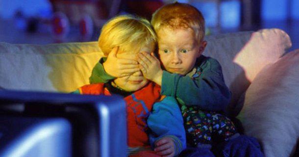 телевизор вреден для детей